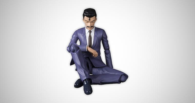 Mouri Kogoro Figure