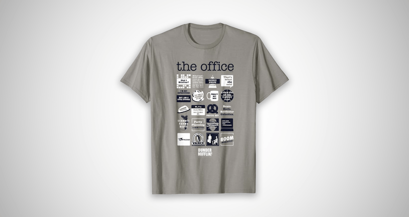 The Office Funny Tee