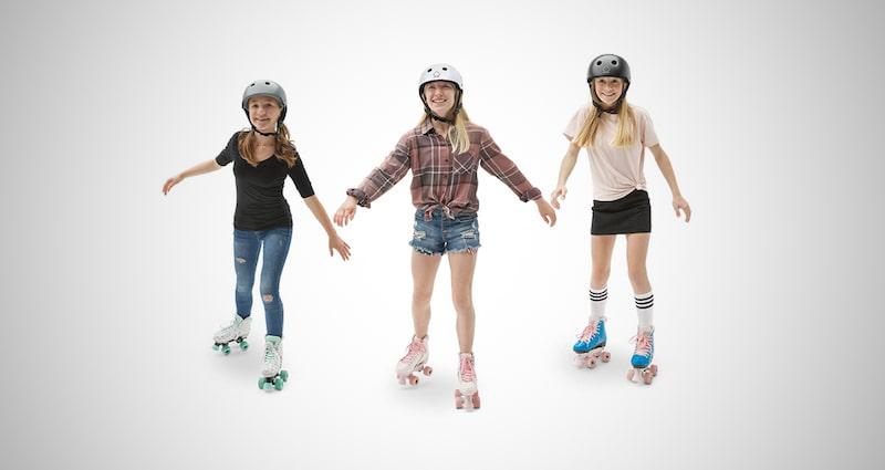 Childrens Roller Skates