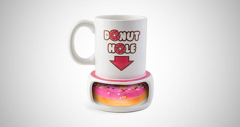 Original Donut Hole Mug