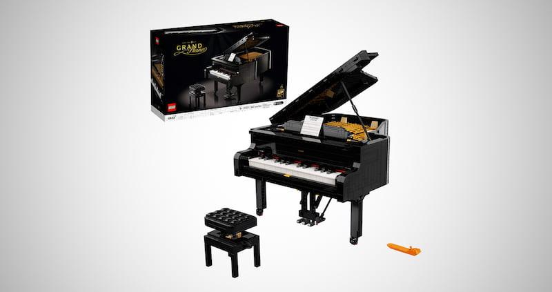 LEGO Grand Piano Building Kit
