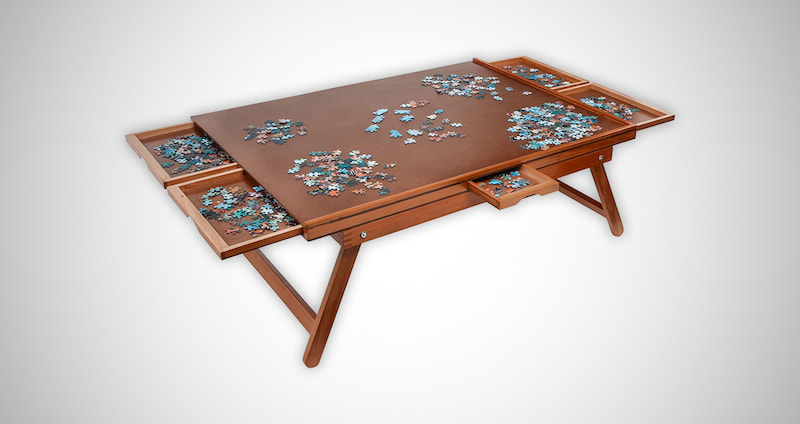 Jumbl Puzzle Board Rack