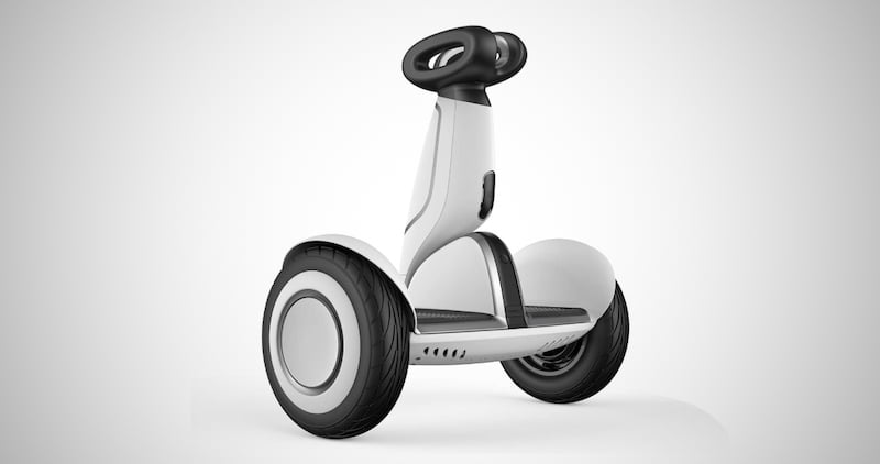 Segway Ninebot S-Plus Scooter
