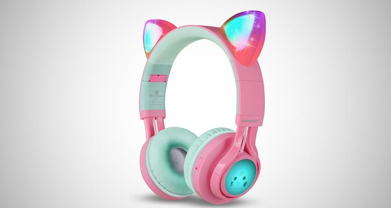 Riwbox Catear Bluetooth Headphones
