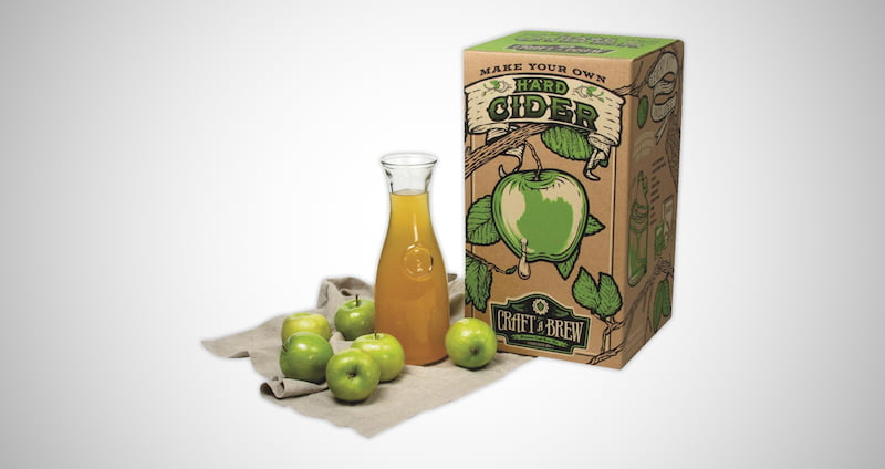 Craft A Brew Hard Cider Brew Kit