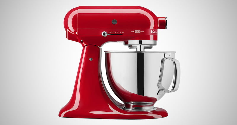 KitchenAid Queen of Hearts Stand Mixer