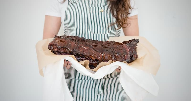 Slow Smoked Baby Back BBQ Ribs