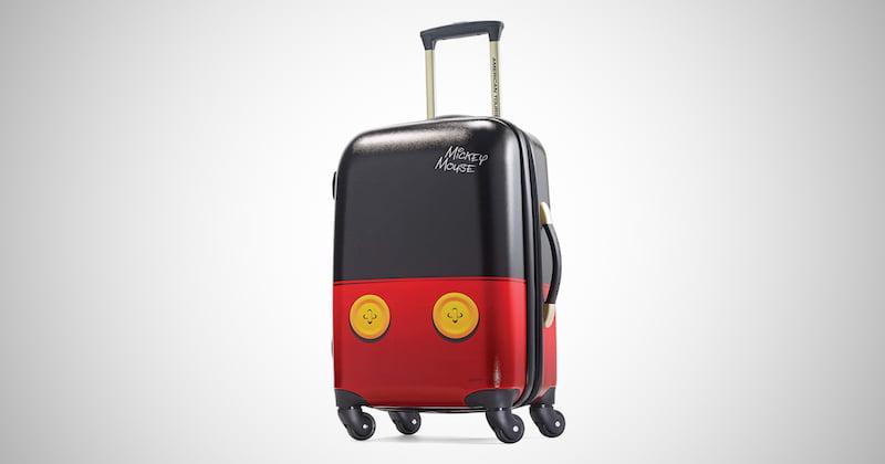 Disney Hardside Luggage