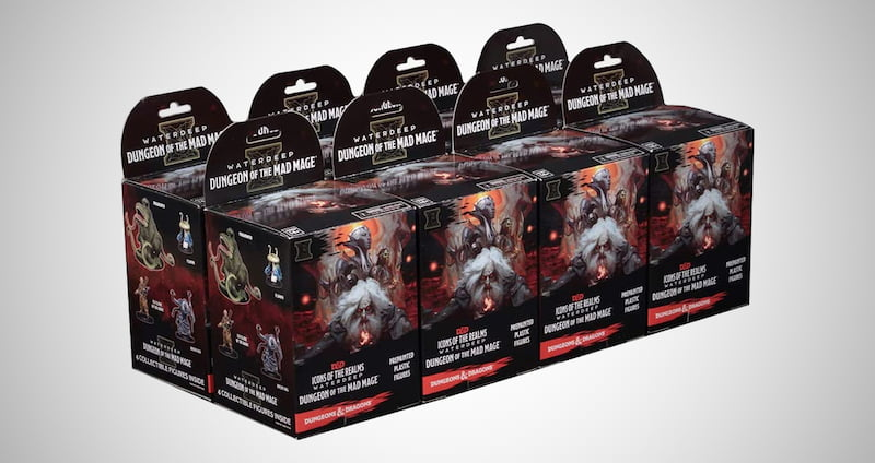 Dungeon of The Mad Mage Booster Brick
