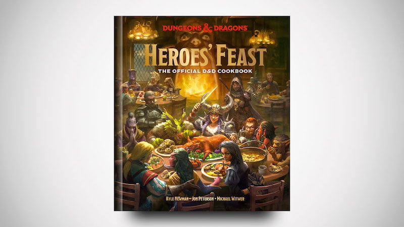 The Official D&D Cookbook