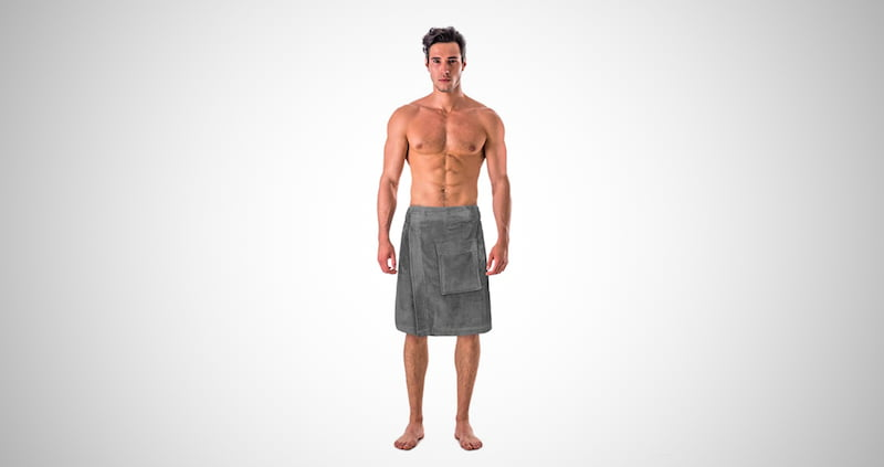 Turkish Cotton Body Wrap Towel