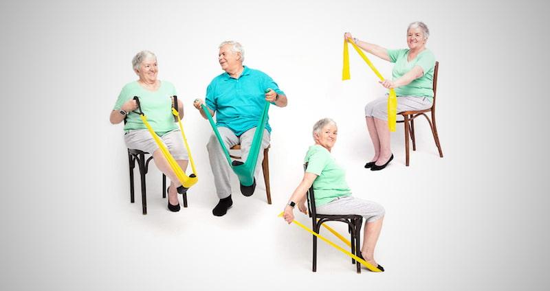 Healthy Seniors Chair Exercise Program