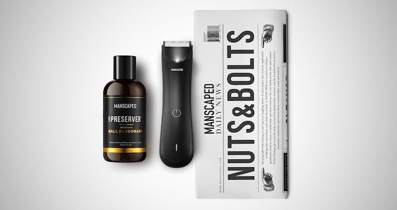 Manscaped™ Men's Grooming Kit