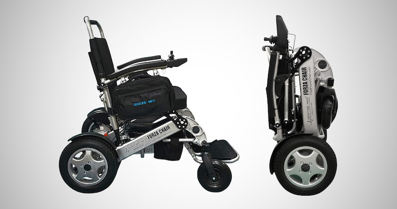 Sentire Med Mobility Aid Wheelchair