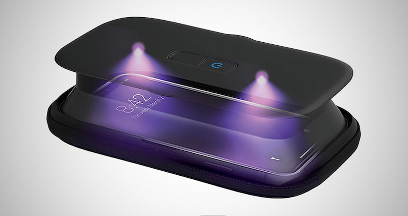 HoMedics UV Clean Phone Sanitizer