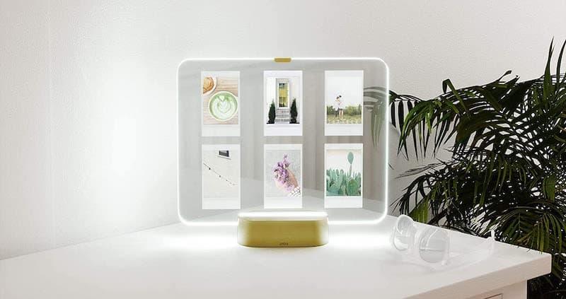 Umbra Glo Illuminated Glass-Photo Display
