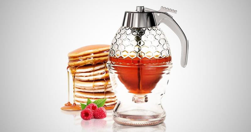 CLEVLI Honey Dispenser