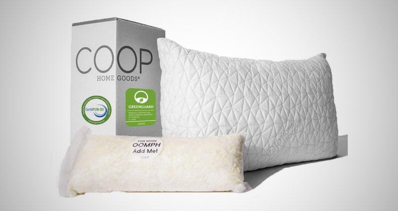 World's Best Adjustable Pillow