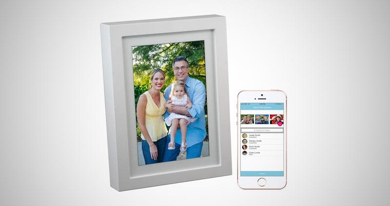 PhotoSpring Cloud Digital Picture Frame