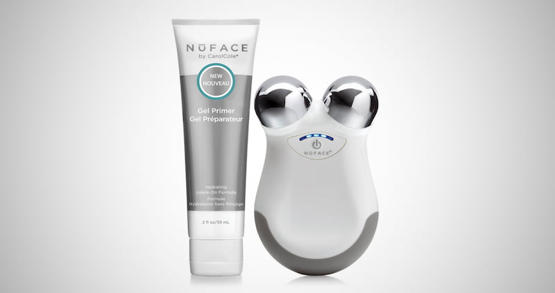 NuFACE Mini Petite Facial Toning Device