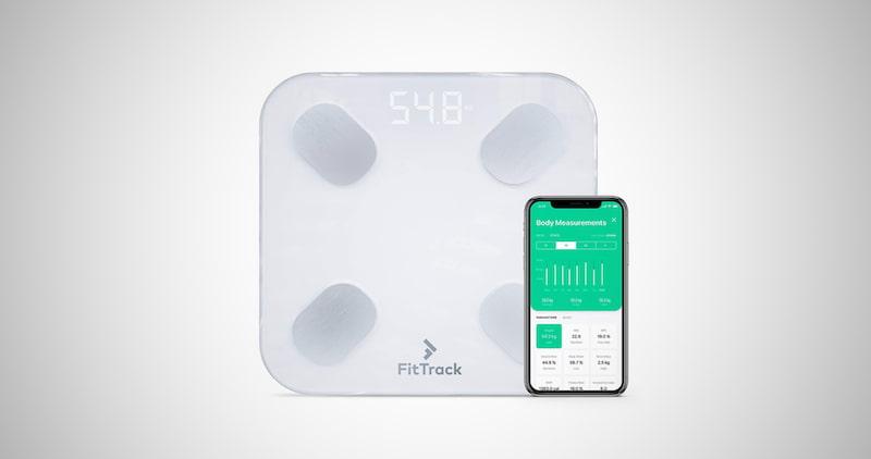 FitTrack Dara Smart BMI Digital Scale
