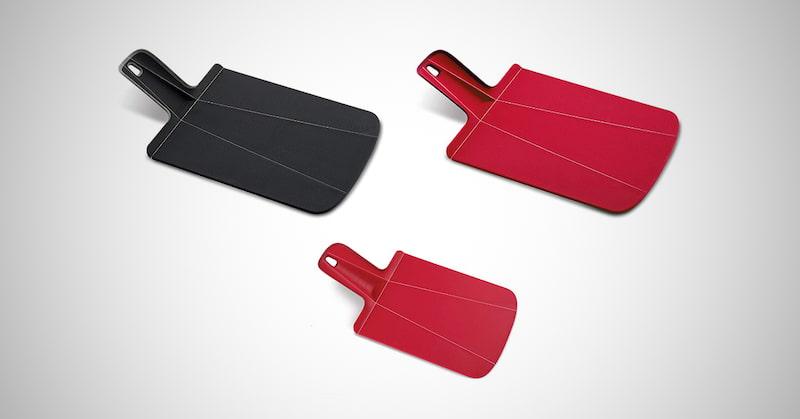 Chop2Pot Foldable Plastic Cutting Board