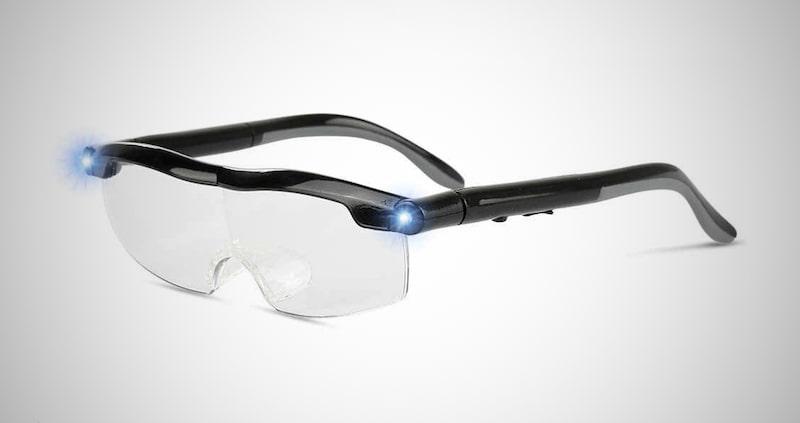 Ontel LED Magnifying Eyewear