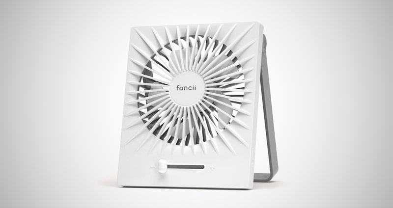 Fancii Portable Desk Fan