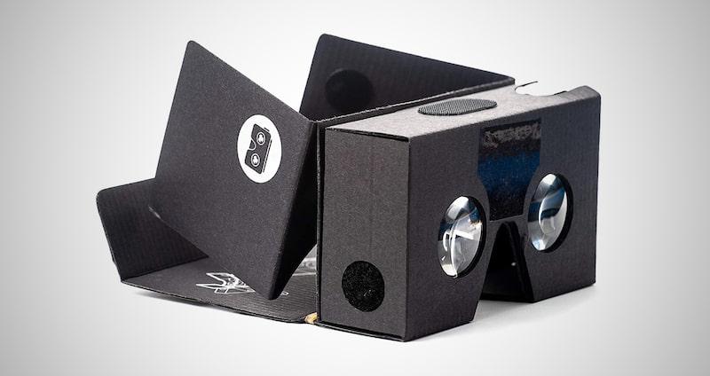 I Am Cardboard VR Box