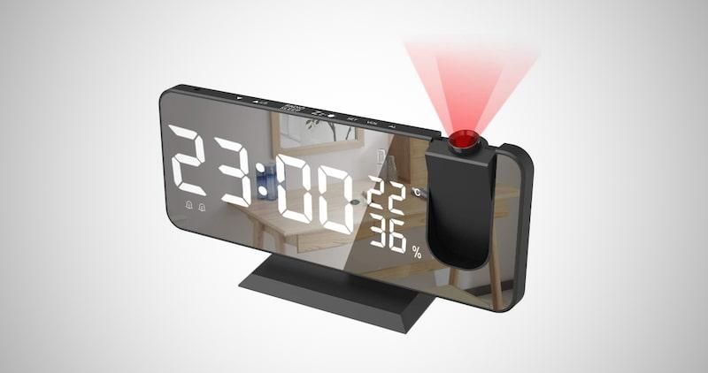 Radio Digital Alarm Clock