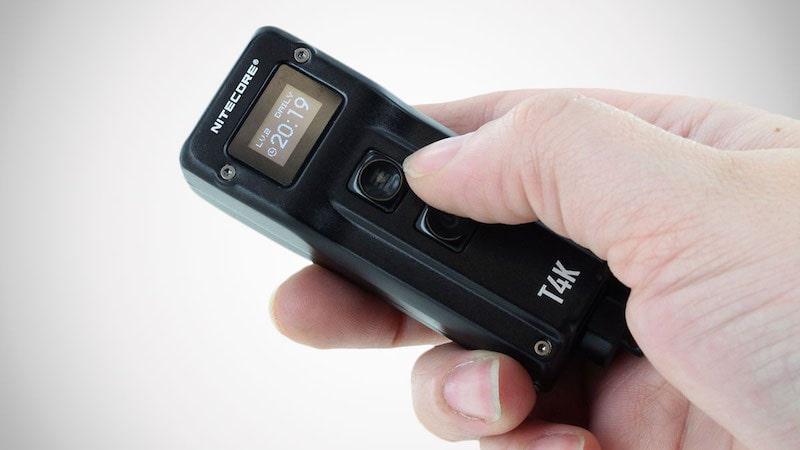 Nitecore T4K EDC Flashlight