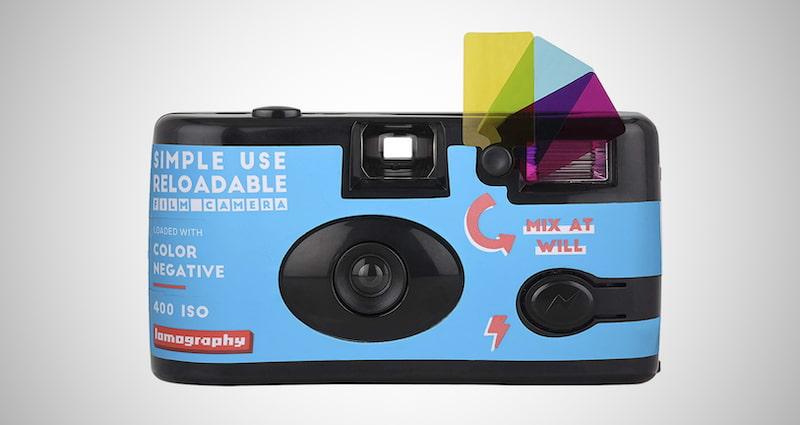 Lomography Reloadable Film Camera