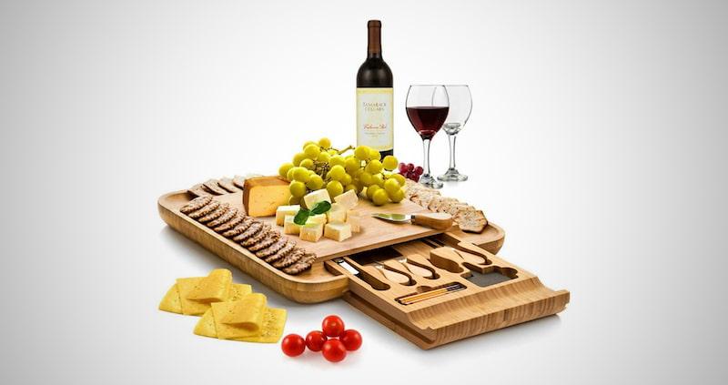 Bambüsi Premium Cheese Board