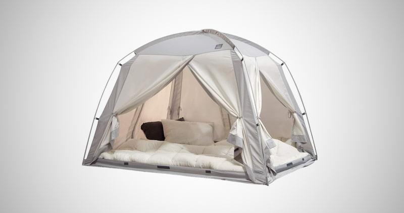 Floorless Indoor Privacy Tent