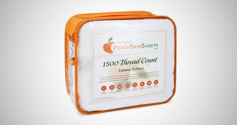 PeachSkinSheets Night Sweats