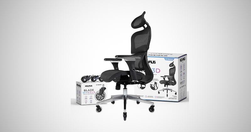 Ergo3D Ergonomic Office Chair
