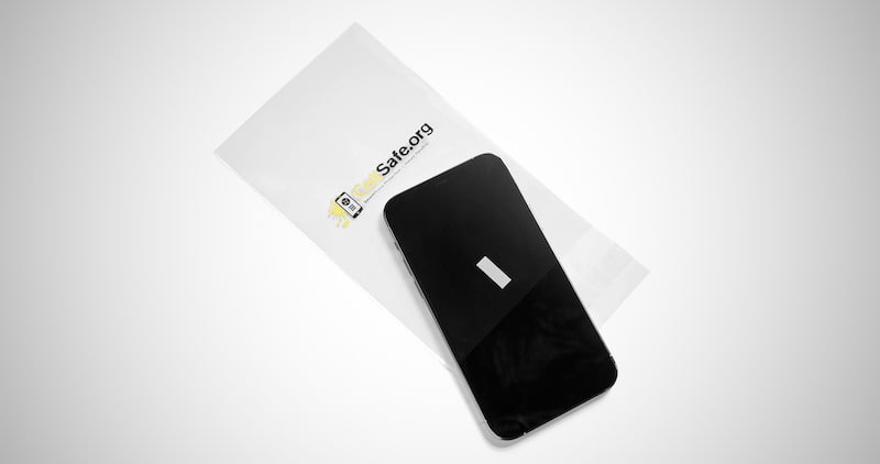 Smart Squirrel CellSafe Sleeves
