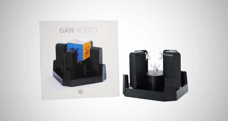 GAN Robot 2.0