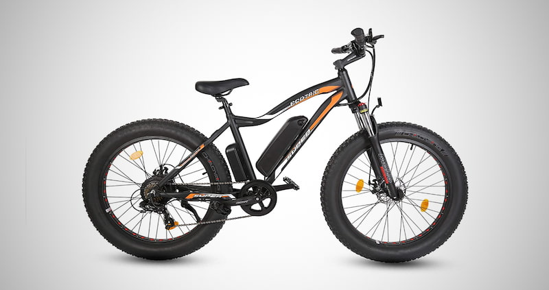 """ECOTRIC 26"""" Fat Tire Electric Bicycle"""