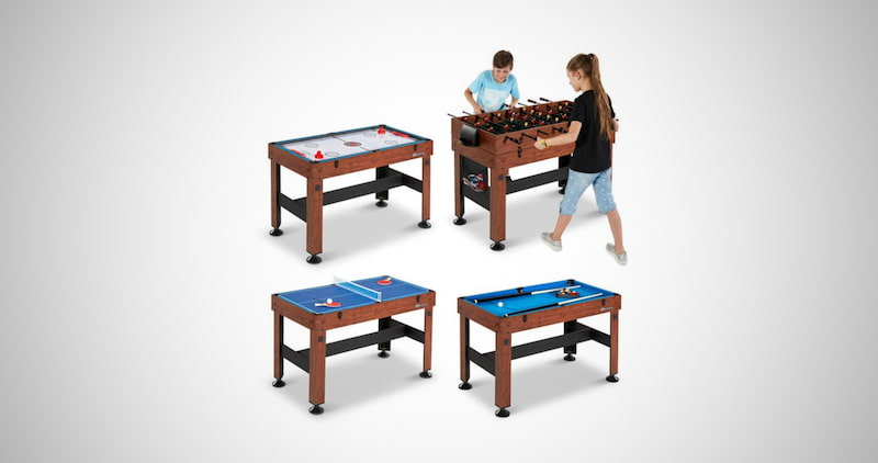 MD Sports Multi Game Combination Table