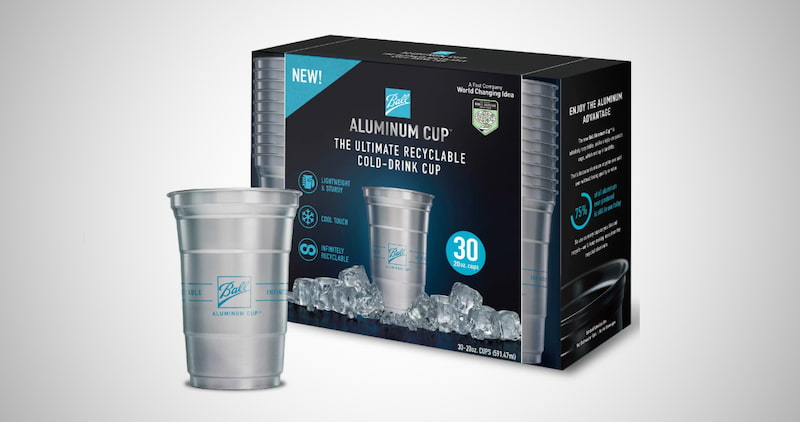 The Ultimate Recyclable Cold-Drink Cup
