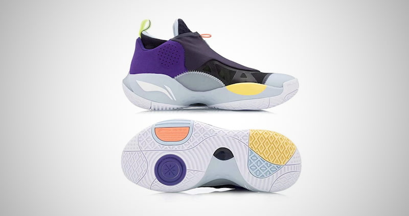 LI-NING All City Wade Basketball Shoes