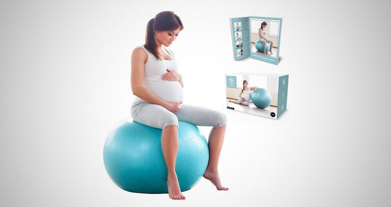 BABYGO Birthing Ball