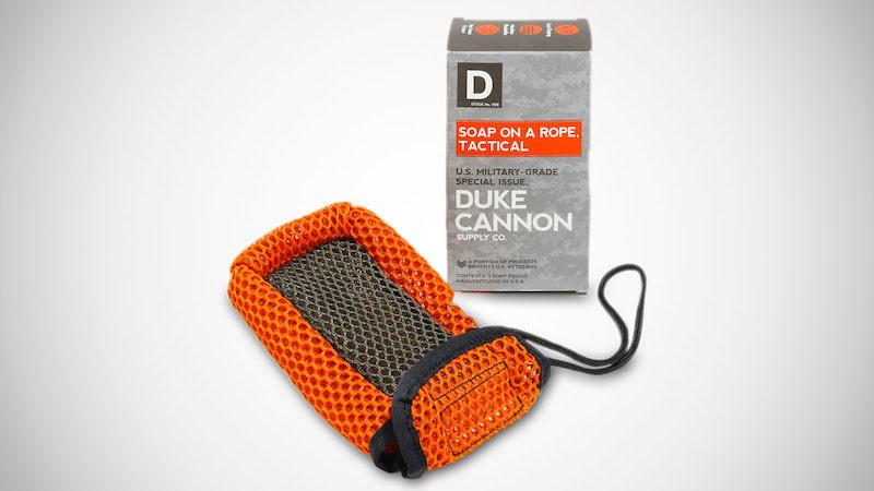 Duke Cannon Tactical Soap Pouch