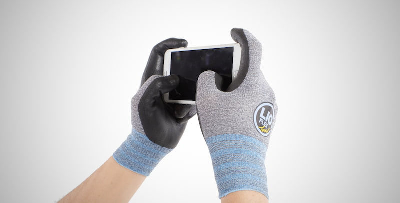 LIO FLEX Touch Working Gloves