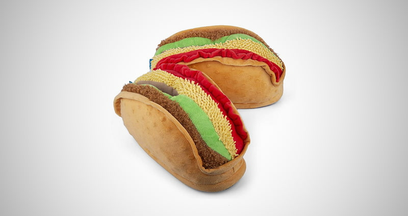 Coddies Taco Slippers