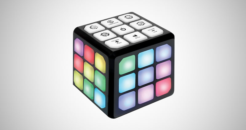 Flashing Cube