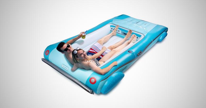 Car Pool Float