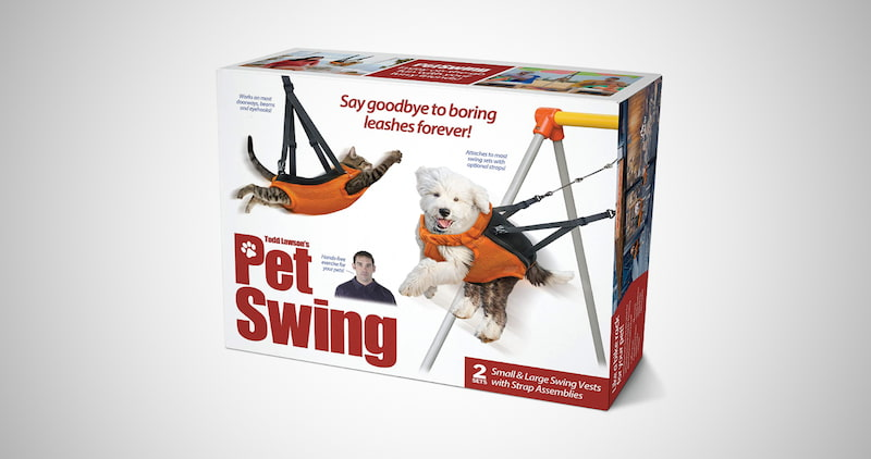 Prank Pack Pet Swing