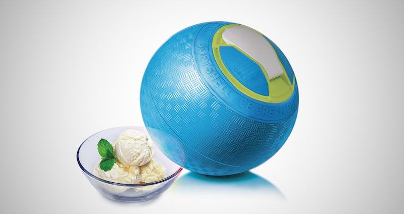 YayLabs! Softshell Ice Cream Ball